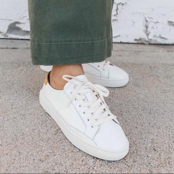 Soludos Ibiza Leather Sneakers | Poshmark